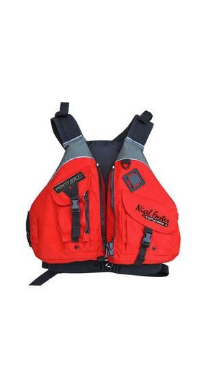 Point 65 Nigel Foster Explorer II PFD Red